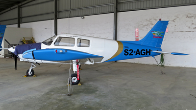 S2-AGH - Piper PA-28-161 Cadet - TAC Aviation