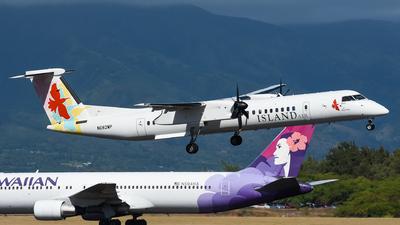 N682WP - Bombardier Dash 8-Q402 - Island Air