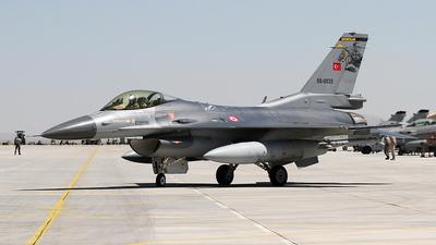 88-0035 - General Dynamics F-16C Fighting Falcon - Turkey - Air Force