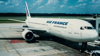 F-GHGJ - Boeing 767-328(ER) - Air France