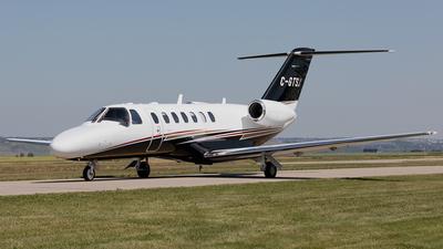 A picture of CGTSX - Cessna 525B CitationJet CJ3 - [525B0079] - © Mike MacKinnon