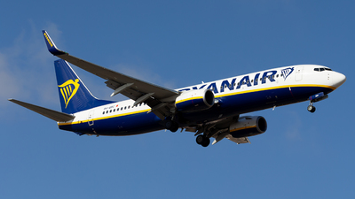 9H-QBC - Boeing 737-8AS - Ryanair (Malta Air)