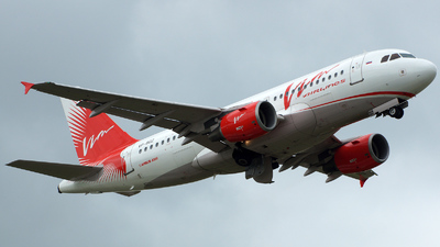 VP-BDZ - Airbus A319-111 - Vim Airlines