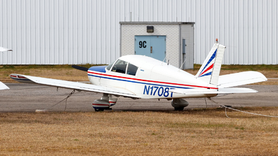 N1708T - Piper PA-28-140 Cherokee - Private