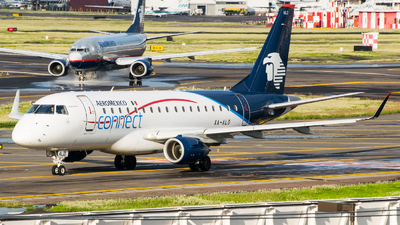 XA-ALD - Embraer 170-100STD - Aeromexico Connect