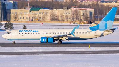 A picture of VPBQY - Boeing 7378MC - Pobeda - © Alexander Belyakov