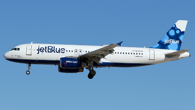 N638JB - Airbus A320-232 - jetBlue Airways