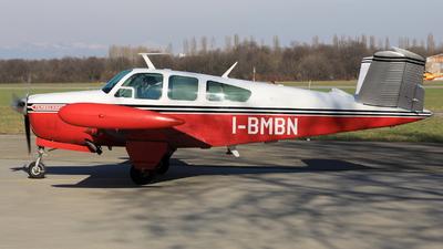 I-BMBN - Beechcraft B35 Bonanza - Aero Club - Milano
