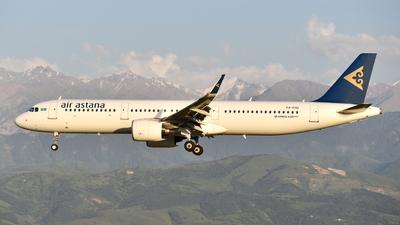 P4-KDD - Airbus A321-271N - Air Astana