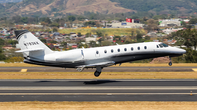N793KK - Cessna 680 Citation Sovereign - Private