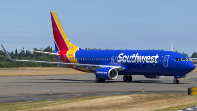 N8542Z - Boeing 737-8H4 - Southwest Airlines