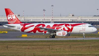 EI-GCC - Airbus A320-233 - Ernest