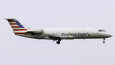 N247JS - Bombardier CRJ-200ER - American Eagle (PSA Airlines)
