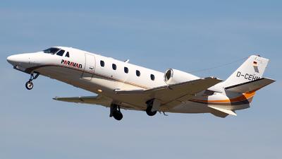 D-CEHM - Cessna 560XL Citation XLS Plus - Silver Cloud Air