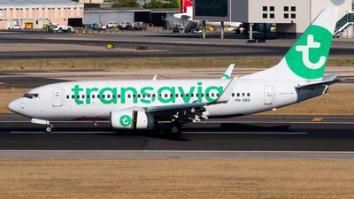 PH-XRX - Boeing 737-7K2 - Transavia Airlines