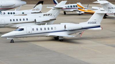 N356K - Bombardier Learjet 45 - Private