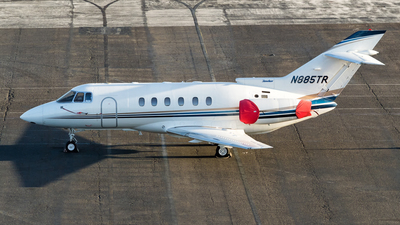 N885TR - Raytheon Hawker 800XP - Private