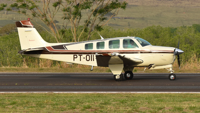 PT-OII - Beechcraft 36 Bonanza - Private
