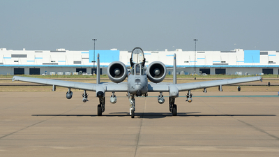 78-0684 - Fairchild A-10C Thunderbolt II - United States - US Air Force (USAF)