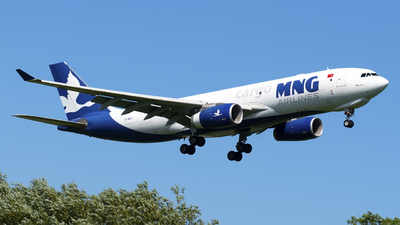 A picture of TCMCZ - Airbus A330243F - MNG Airlines - © Mark Szemberski