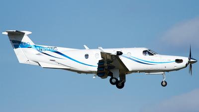 A picture of N512NG - Pilatus PC12/45 - Boutique Air - © Eric Siebeneicher