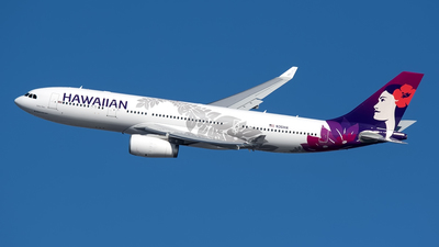 N361HA - Airbus A330-202 - Hawaiian Airlines
