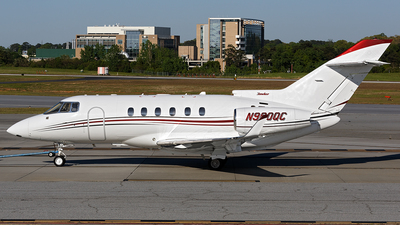 N900QC - Raytheon Hawker 900XP - Private