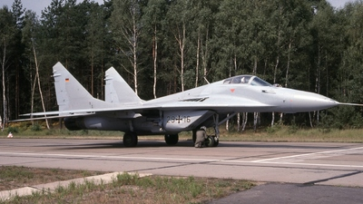 29-16 - Mikoyan-Gurevich Mig-29G Fulcrum - Germany - Air Force
