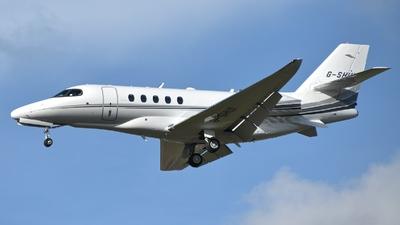 G-SHUI - Cessna Citation Latitude - Air Charter Scotland