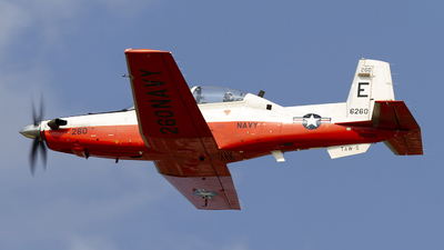 166260 - Raytheon T-6B Texan II - United States - US Navy (USN)