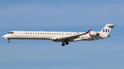 EC-LPN - Bombardier CRJ-1000 - Scandinavian Airlines (SAS) (Air Nostrum)