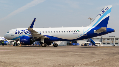 VT-IVA - Airbus A320-271N - IndiGo Airlines