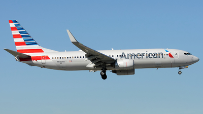A picture of N980AN - Boeing 737823 - American Airlines - © Alexander Portas
