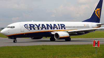 EI-EPA - Boeing 737-8AS - Ryanair