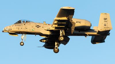 80-0232 - Fairchild A-10C Thunderbolt II - United States - US Air Force (USAF)