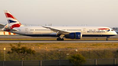 A picture of GZBKS - Boeing 7879 Dreamliner - British Airways - © Jeremy Liu