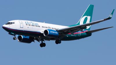 N284AT - Boeing 737-76N - airTran Airways