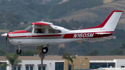 N1605M - Cessna T210M Turbo Centurion II - Private