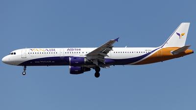 UR-COJ - Airbus A321-212 - YanAir