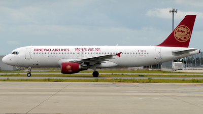 B-6340 - Airbus A320-214 - Juneyao Airlines