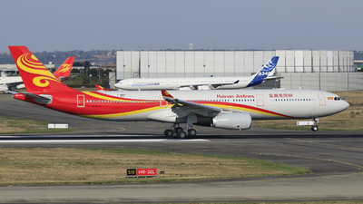 F-WWKV - Airbus A330-343 - Hainan Airlines