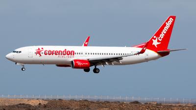 A picture of 9HTJA - Boeing 7378F2 - Corendon Airlines - © Pablo Gonzalez de Leon