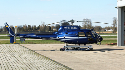 D-HUGO - Eurocopter AS 350B3 Ecureuil - Private