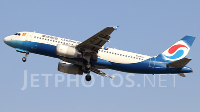 B-2346 - Airbus A320-233 - Chongqing Airlines