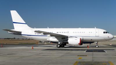 VP-BED - Airbus A319-115X(CJ) - Sonair
