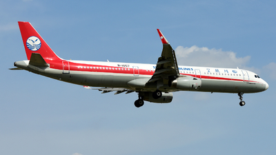 B-1057 - Airbus A321-231 - Sichuan Airlines