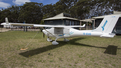 19-8540 - Jabiru J230 - Private
