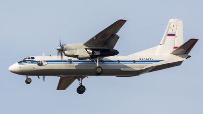 RF-26271 - Antonov An-26 - Russia - Federal Border Guards Aviation Command