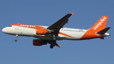 OE-IJL - Airbus A320-214 - easyJet Europe