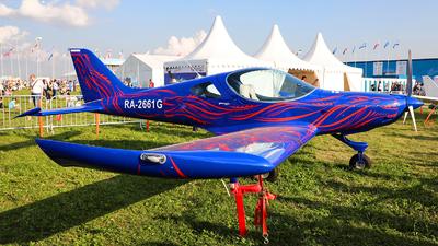 RA-2661G - BRM Aero Bristell NG5 LSA - Private